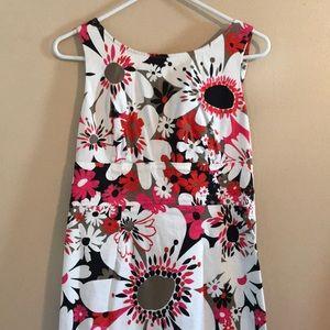 Floral London Times Dress - 10